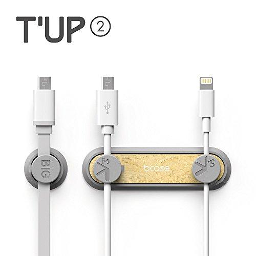 Baseus® magnetica TUP cavo clip Desktop Organizer per caricatore USB