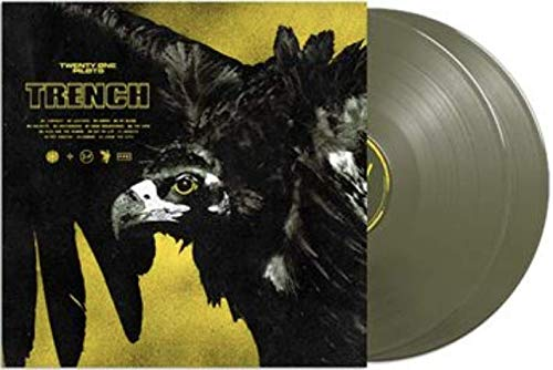 Trench (Double Green Olive Vinyl Album) - Limited Edition