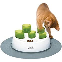 Cat It Digger Tubes à croquettes pour chats, Senses 2.0