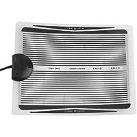 Momorain Calentador de calentamiento rápido CM 5W / 15W / 25W / 35W Reptile crawler Spider Heating Generation Two (color: blanco y negro)