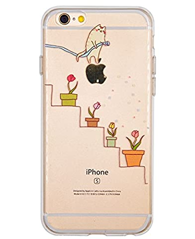 Eleven Paris Iphone 6 - Coque iPhone 6, iPhone 6S, OFFLY Transparente