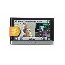 Garmin Nuvi 2567LM GPS Navigator System, (Black)