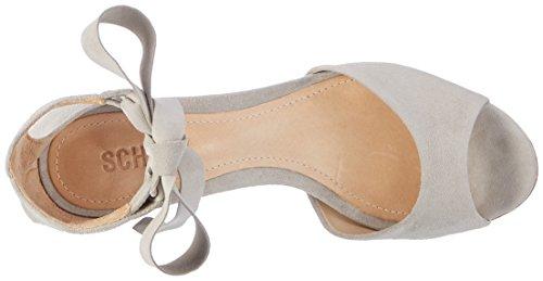 Schutz - S2-00010097c, Scarpe con cinturino Donna Grau (ciment)