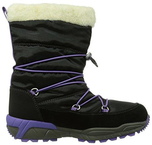 Superfit Culusuk, Boots fille Noir (Schwarz Kombi 02)