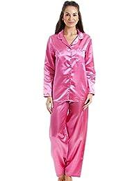 7ccb819034 Amazon.co.uk  Camille - Pyjama Sets   Nightwear  Clothing