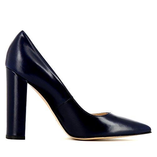 Evita Shoes Alina, Scarpe col tacco donna Dunkelblau