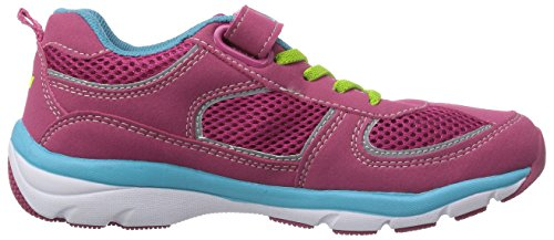 Lico - Magic Vs, Sneaker basse Bambina Rosa (Pink (pink/tuerkis/lemon))