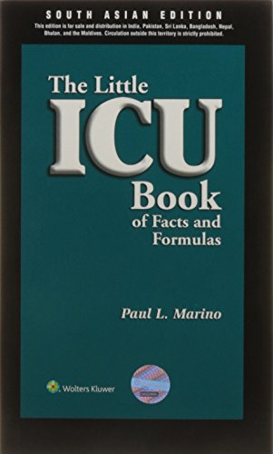 The Little ICU Book of Facts & Formulas