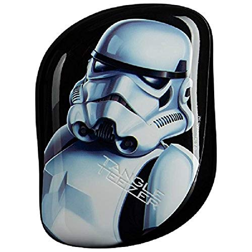 Tangle Teezer Disney Star Wars Storm Trooper Compact Styler Detangling Hairbrush
