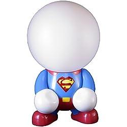 """'Lámpara LED Superman """""""