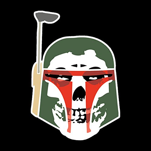 Star Wars Misfits Boba Fett Men's T-Shirt Black