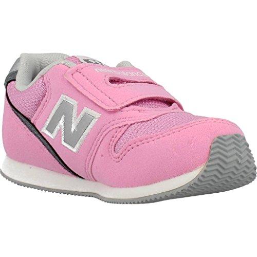 Basket, couleur Rose , marque NEW BALANCE, modèle Basket NEW BALANCE FS996 CLI Rose Rosa / Grigio