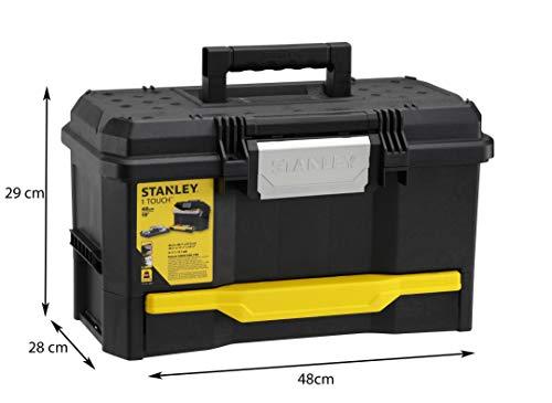 Beliebt Stanley Werkzeugkiste leer aus Kunststoff 1-70-316 XC53
