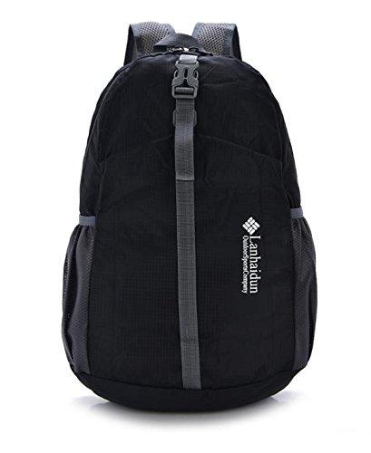 HCLHWYDHCLHWYD-Folding leggeri impermeabili spalla sacchetto di nylon uomini sport all'aria aperta borsa zaino da escursione , 7 4