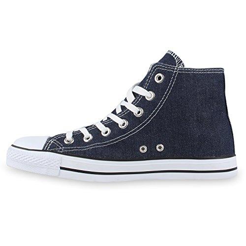 Scarpe Da Uomo Sneakers Sneakers Alte Sneakers In Denim Scarpe Di Stoffa  Mimetiche Lacci In Denim ...