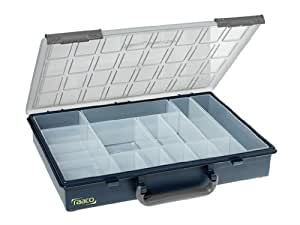 RAACO A4 Profi Assorter service Case 15 Inserts amovibles