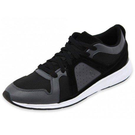 Le Coq Sportif BOISSIERE Nylon Black - Chaussures Femme