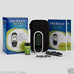 Onetouch Select Plus Blood Glucose Monitoring System