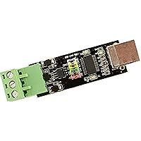 DaoRier USB a TTL / RS485 doble función de protección USB a 485 módulo