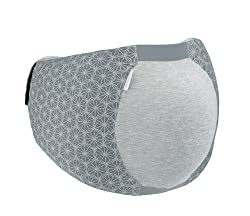 Babymoov Dream Belt - Ergonomischer Gürtel für den Schlafkomfort der schwangeren Frau, elastisch, passt sich an alle Schwangerschaftsphasen an