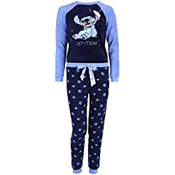 Pijama Azul, Lilo y Stich Disney - L