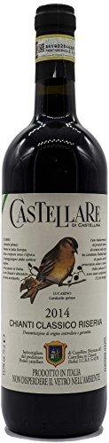 Castellare di Castellina Chianti Riserva Docg - 3 Confezioni da 750 Ml