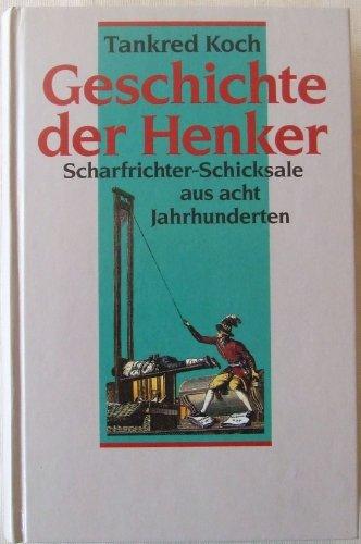 1990er Jahre Kostüm - Geschichte der Henker. Scharfrichter-Schicksale aus acht