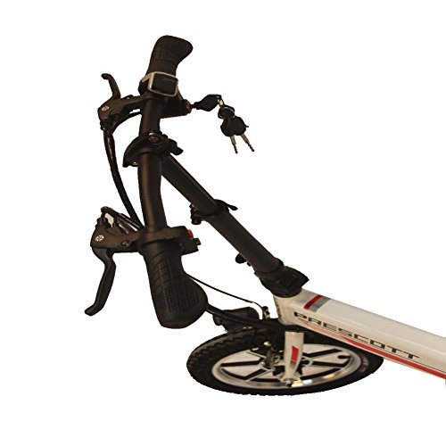 Electric Bike Prescott 250W Folding Electric Bicycle Woman City E-Bike With Removable Lithium – Iron Battery Adult E-Bike