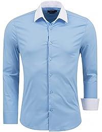 Amazon.de  Hemden - Herren  Bekleidung  Freizeit, Business, Smoking ... 2fb46e133c