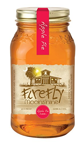(Firefly Moonshine Apple Pie Flavor Whisky (1 x 0.75 l))