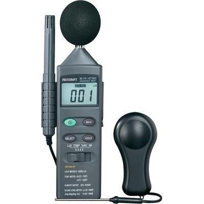 Preisvergleich Produktbild Voltcraft Temperatur-Messgerät DT 8820-20 bis +750°C Fühler-Typ