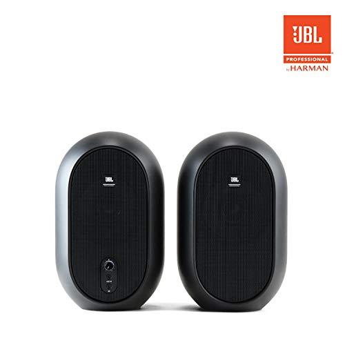 JBL 1 Serie 104 Kompakte, leistungsstarke Desktop-Referenzmonitore (paarweiser Verkauf)