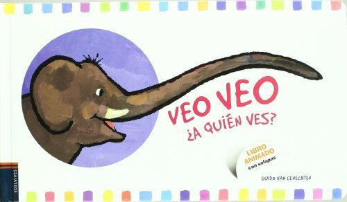 Veo, veo A quien ves? / Peek and Find