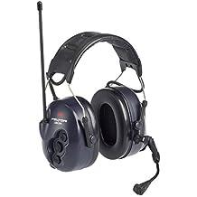 3M MT7H7A4410-EU Stereofonico Padiglione auricolare Nero, Blu cuffia e auricolare (Ricondizionato Certificato)