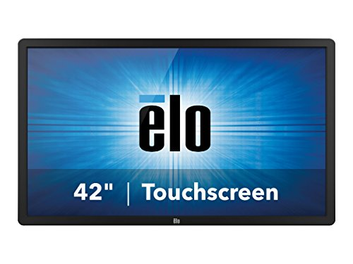 'Elo Touch Solution 4202L 42.02LED schwarz (42-touch-screen-monitor)