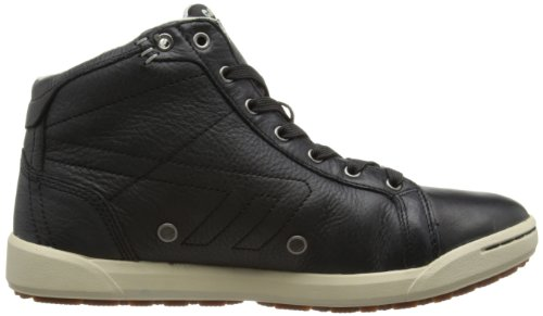 Hi Tec Sierra Mid HTO001601, Baskets mode homme Noir (TR-B2-Noir-256)