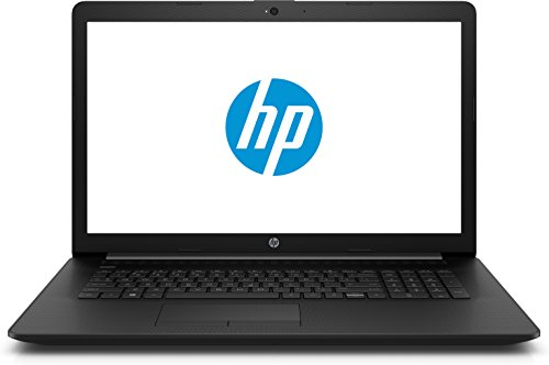 "HP 17-by0104ng 1.10GHz N4000 17.3"" 1600 x 900Pixel Nero Computer portatile"