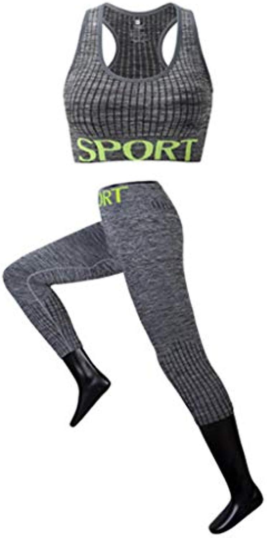 Abbigliamento sportivo Abiti da yoga senza cuciture senza bordo Reggiseno  Vest Underwear Fitness antiurto Reggiseno bordo sportivo... 78dd87 970a88c8ff61