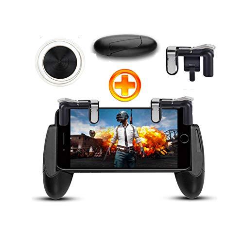 Ocamo Gamepad, PUBG Gaming-Trigger Handy Game Mobile Controller Gamepad Tools für Android iOS - Um Schießen, Zu Gewinnen