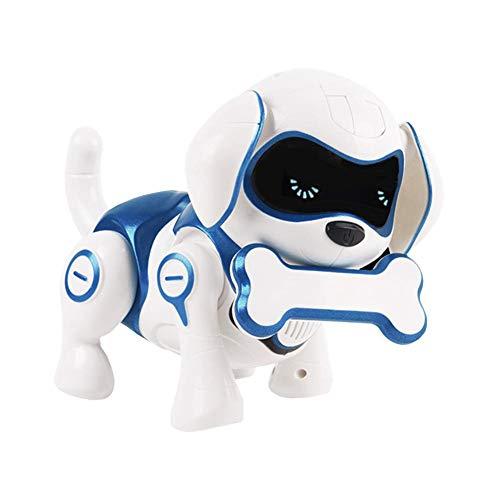Roboter Hundespielzeug Für Kinder Touch Induktion Sprechen Hund Drahtlose Roboter...
