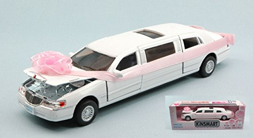 kinsmart-kt7001ww-lincoln-town-car-stretch-limousine-1999-just-married-138