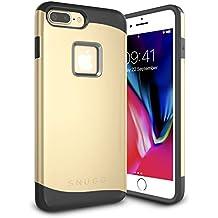Snugg Funda iPhone 7 Plus, Apple iPhone 7 Plus Case Slim Carcasa de Doble Capa