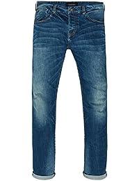 Scotch & Soda Herren Straight Jeans Vernon-Kimono Yes