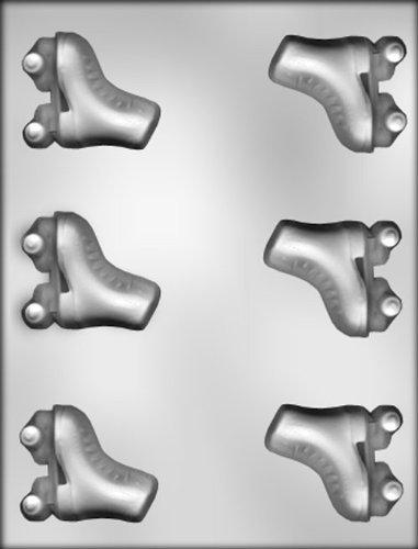CK Products Backform für Rollschuhe, Schokoladenform, 5,7 cm