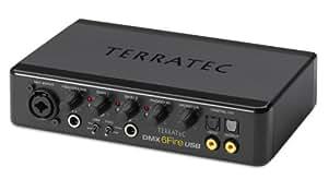 Terratec DMX 6Fire USB Système audio externe PC