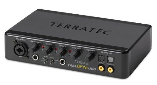 TerraTec DMX externe USB-Soundkarte