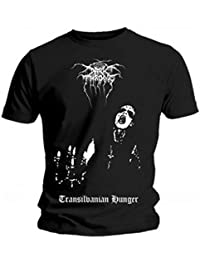 Official Merchandise Band T-Shirt - Darkthrone - Transilvanian Hunger // Größe: XL