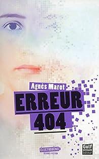 Erreur 404 Agnès Marot Babelio
