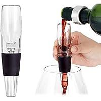 Asvert Aireador de Vino Elegante Decantador Mini Manejo Fácil para Tinto en Bar Banquete Restaurante Hotel