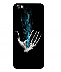 Printed Back Cover for XIAOMI MI 5 By Snazzy